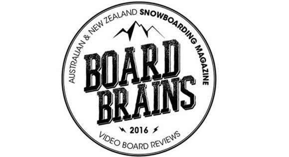 Board Brains : Never Summer 'The Proto Type Two'