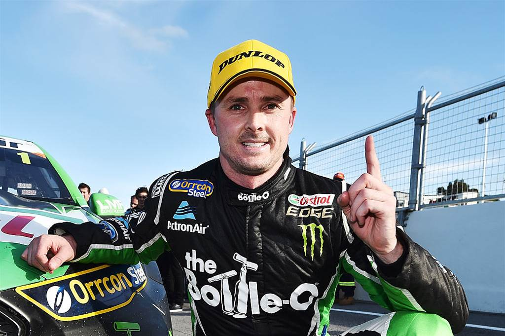 High hopes for Winterbottom and Mostert ahead of Homebush Supercars finale