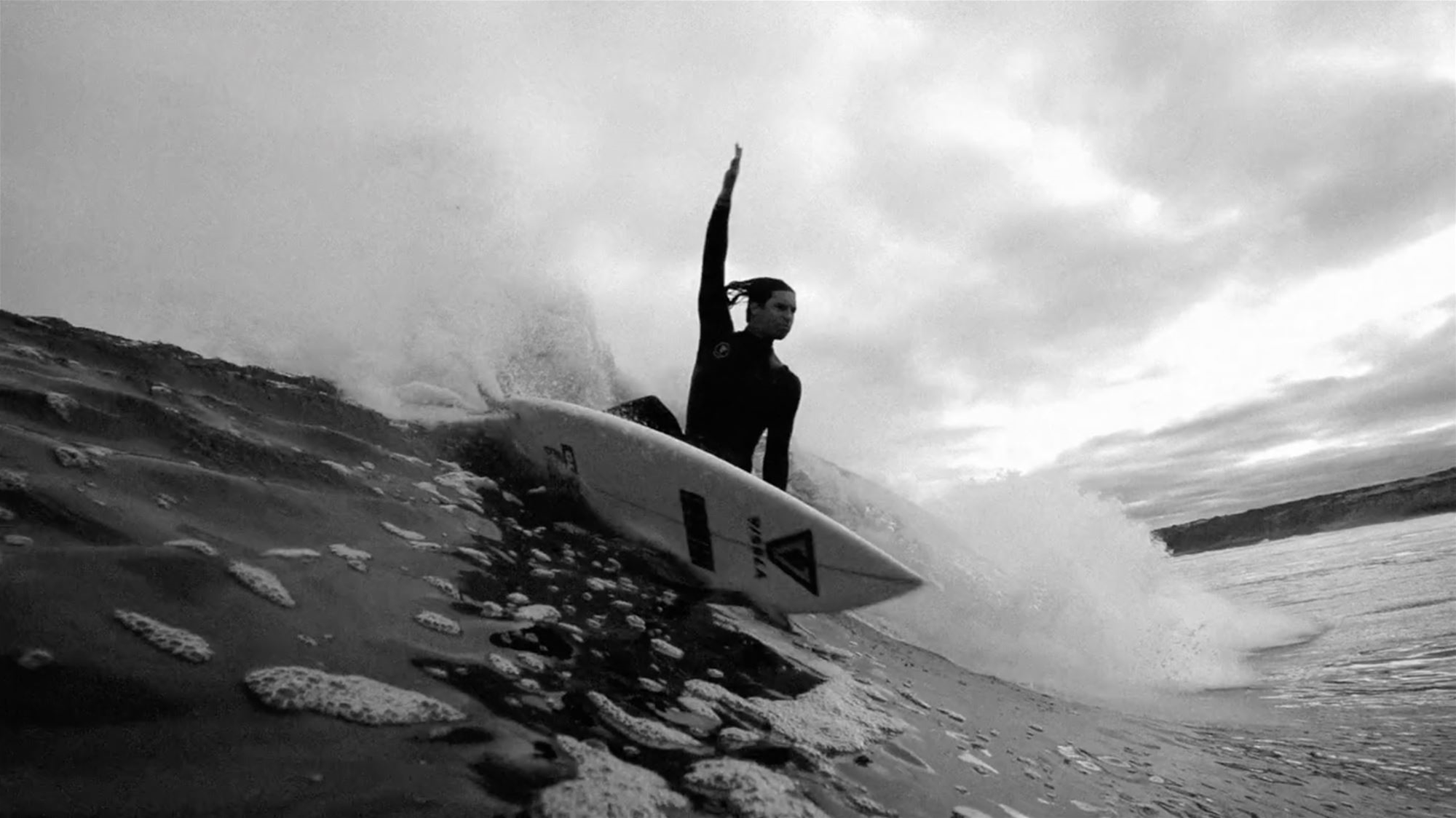 Brendon Gibbens in Black & White
