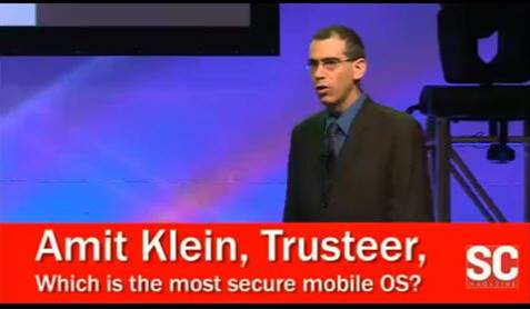 AusCERT 2011: Day 2 keynotes with QLD Police, Trusteer