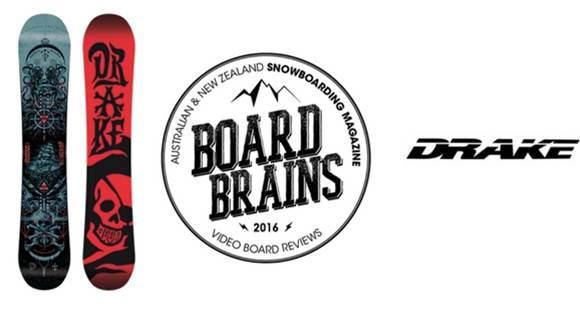 Board Brains | Drake 'Squad' Snowboard