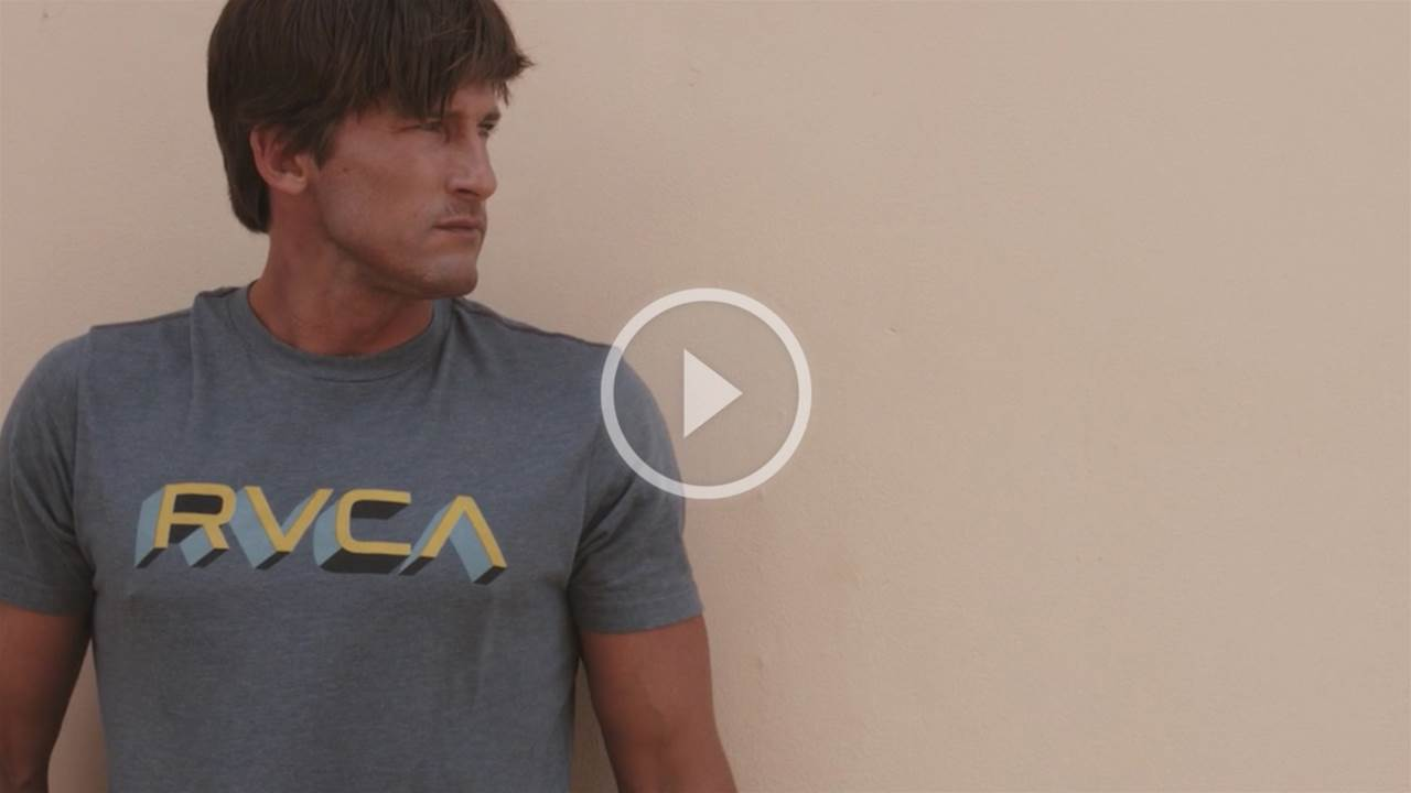 What Inspires Bruce Irons?