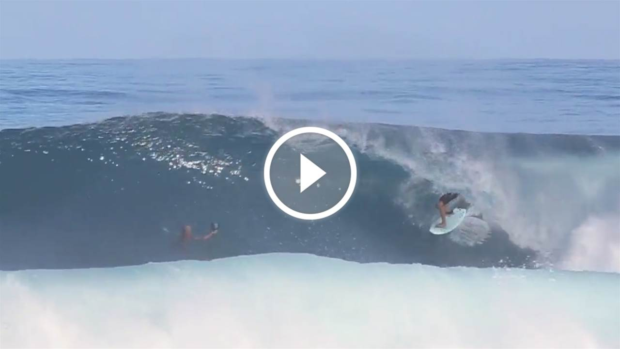 The Catch Surf Team Hit The North Shore