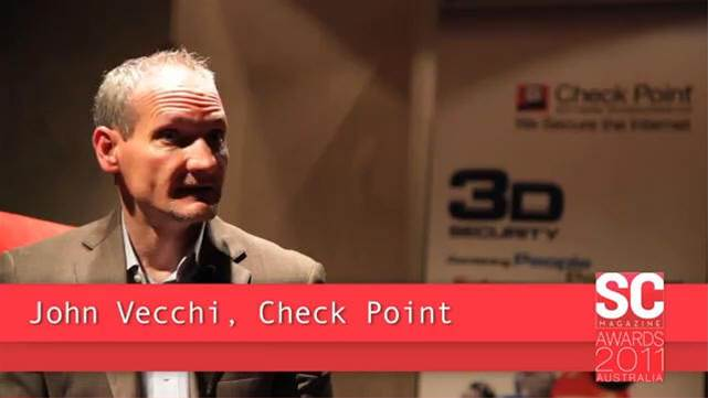 Sponsored Video: Check Point talks threats