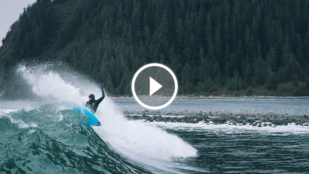 Comfortably Numb: Mick Fanning & Mason Ho on the Arctic Search.
