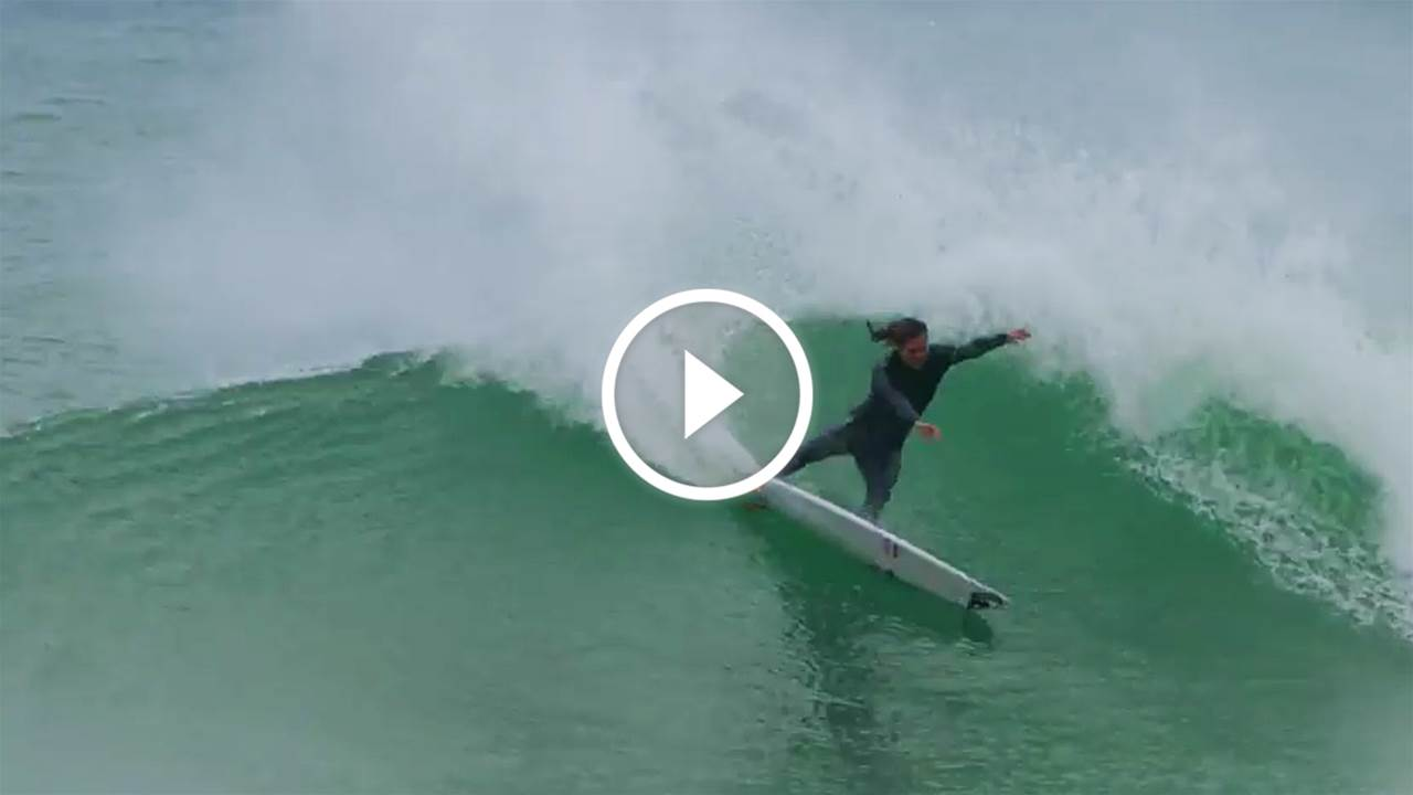 Portuguese Playgrounds – Lay day love at the Rip Curl Pro