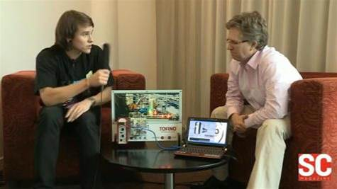 AusCERT 2011: Eric Byres demonstrates SCADA protection