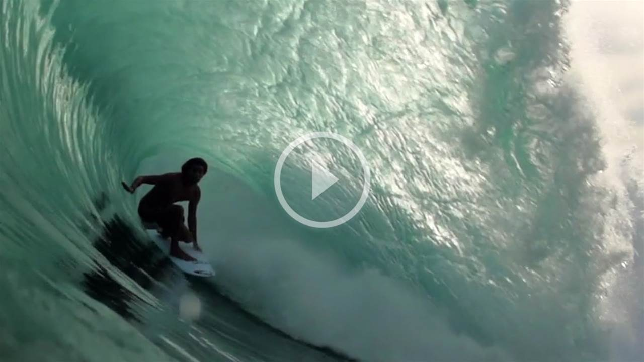 Tom Jenning's Indian Pacific Showreel