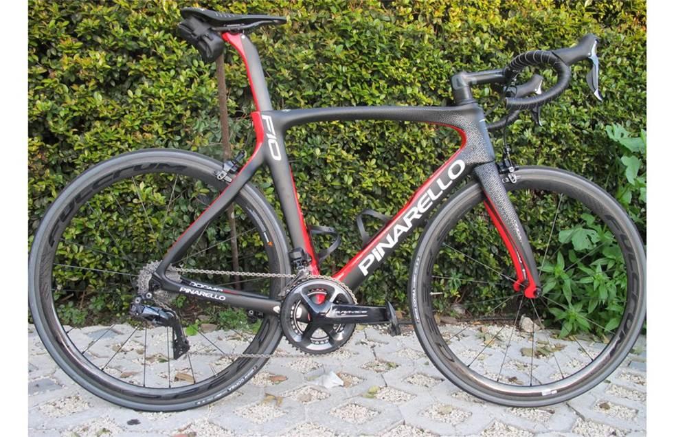 First Ride: Pinarello F10