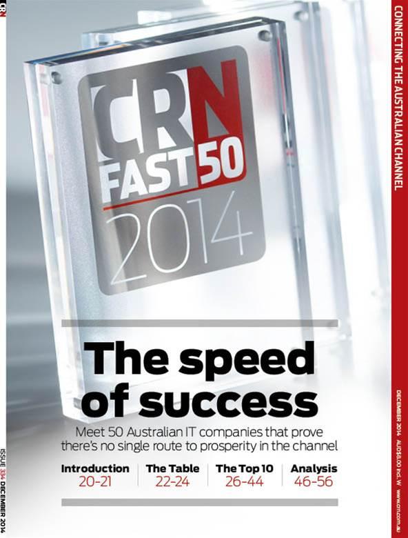 CRN Magazine