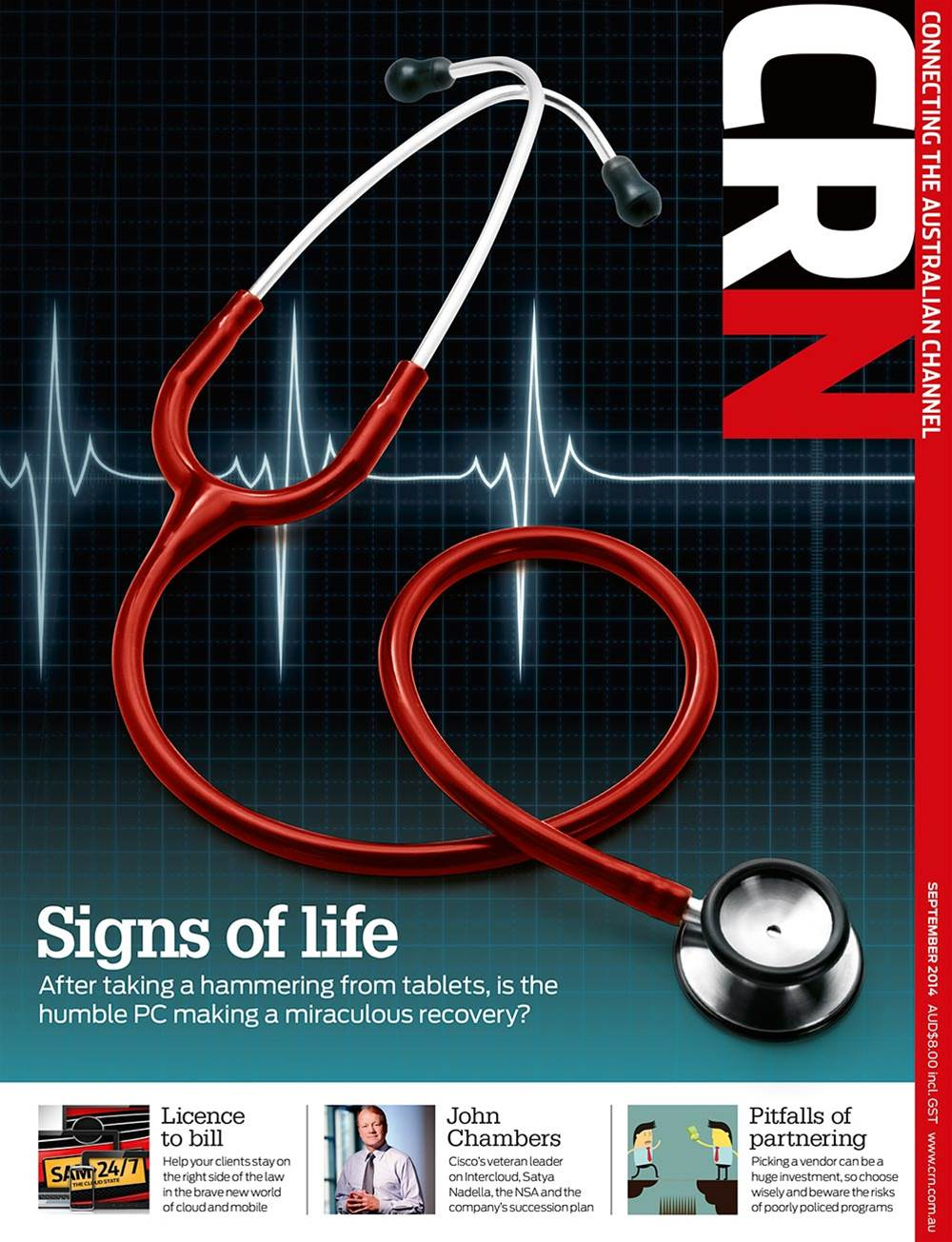 CRN Magazine