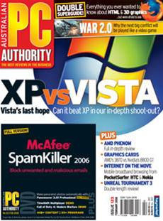 PC & Tech Authority Magazine Issue: February 2008