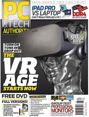 PC & Tech Authority Magazine Issue: June 2016