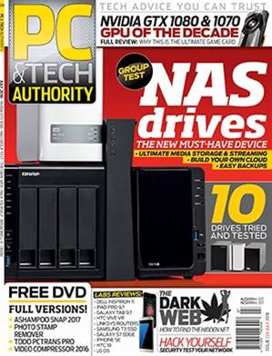 PC & Tech Authority Magazine Issue: July 2016