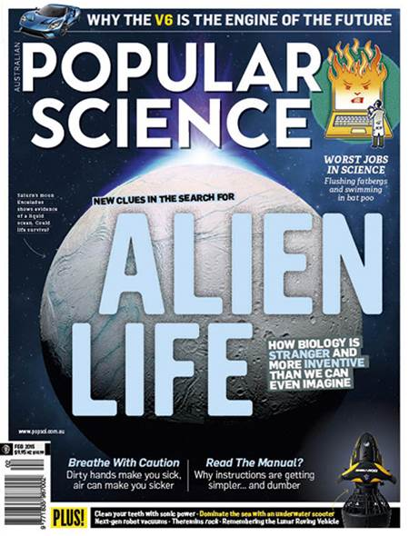 Issue #75 - February 2015
