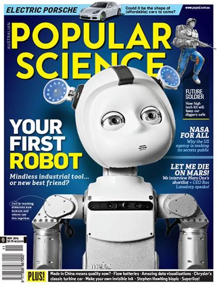 Australian Popular Science
