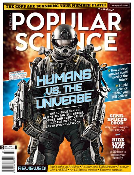 Issue #68 - July 2014