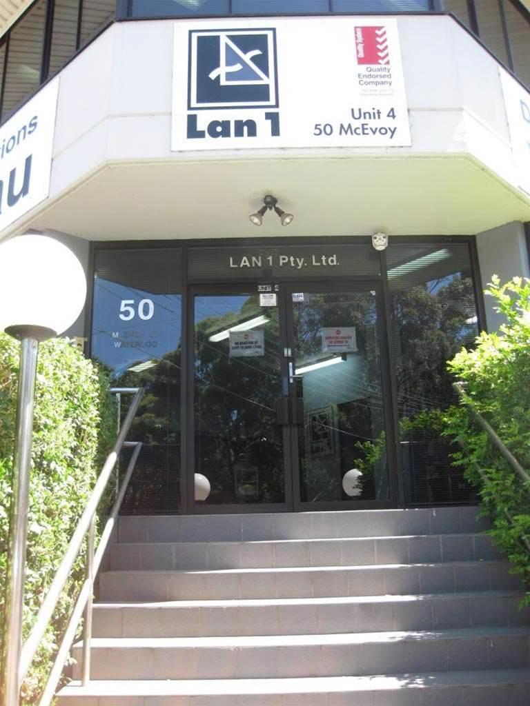 Profile: Entrepreneurs with flair at Lan 1
