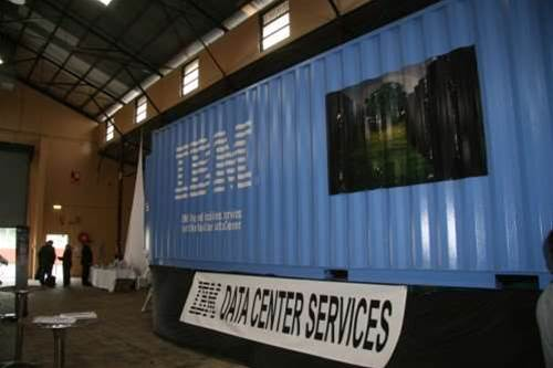 Inside IBM's Portable Modular Data Centre
