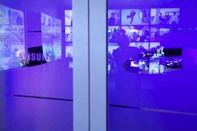 Samsung unveiled its Christmas lineup to journalists in Sydney, September 22.