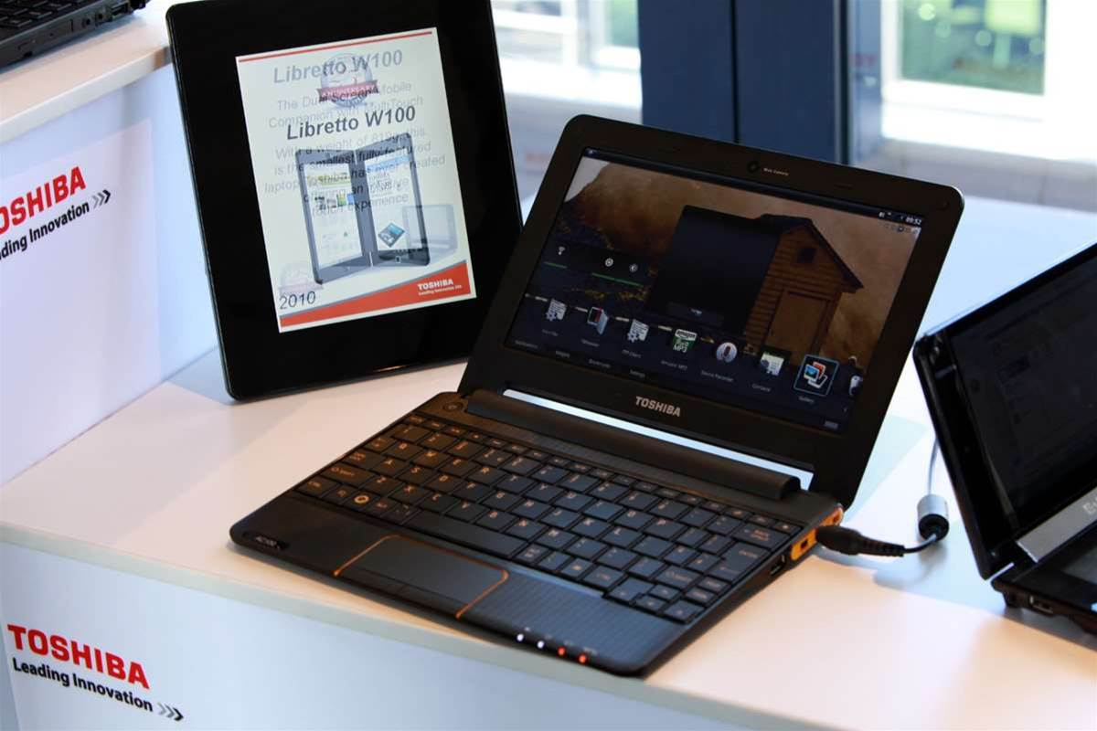 The AC100 is a radical departure from the norm. This 10in 'Cloud Companion' uses an ARM-based NVIDIA Tegra processor and runs Android as its operating system.