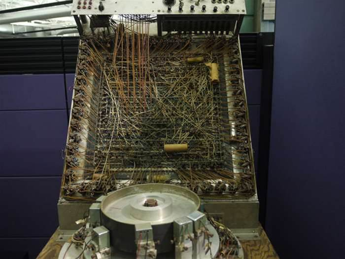 Initially, computers were analog. The Maddida is a transitional computer: an electronic version of an analog differential analyser, used to solve differential equations. This aided in the design of aircraft, electrical networks and other complex systems.