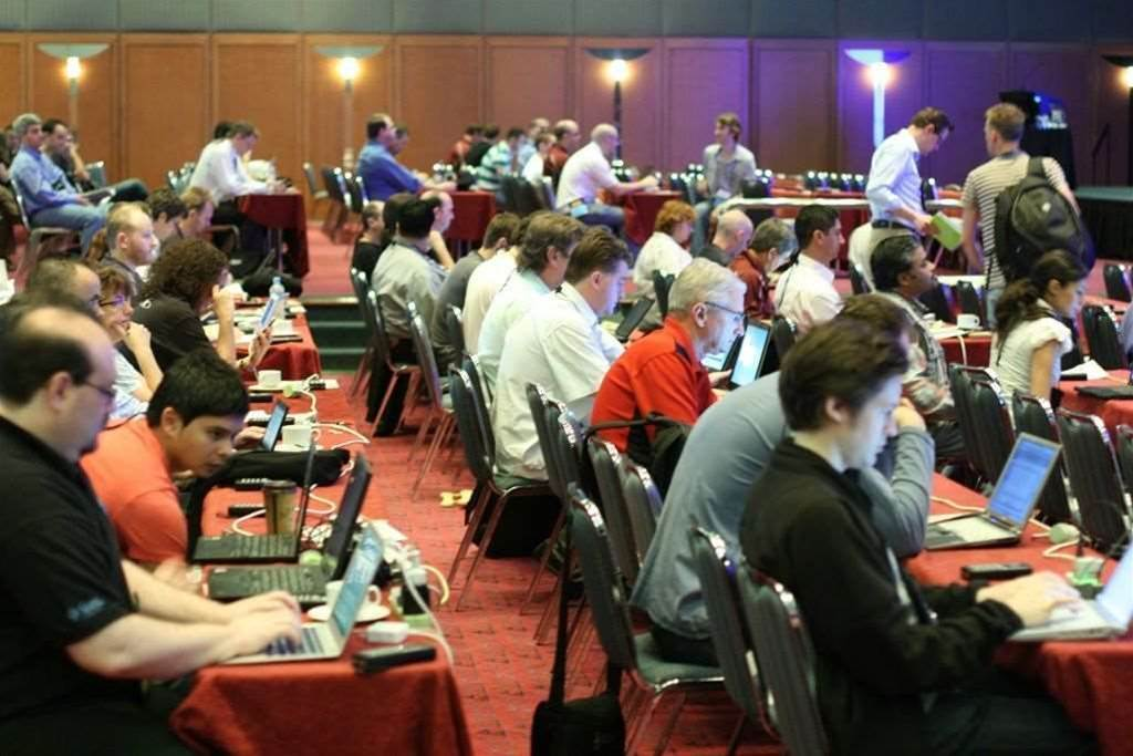 Conference delegates prepare for AusCERT Conference opening May 18 on the Gold Coast.