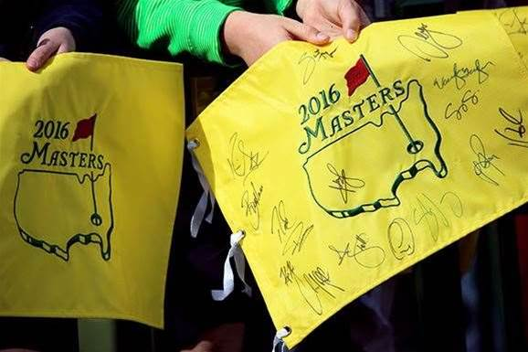 THROUGH THE LENS: 2016 Masters Par-3 Contest