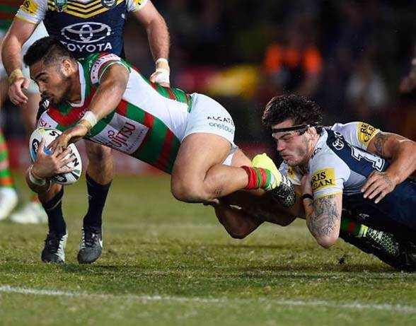 NRL Round 23 in pictures
