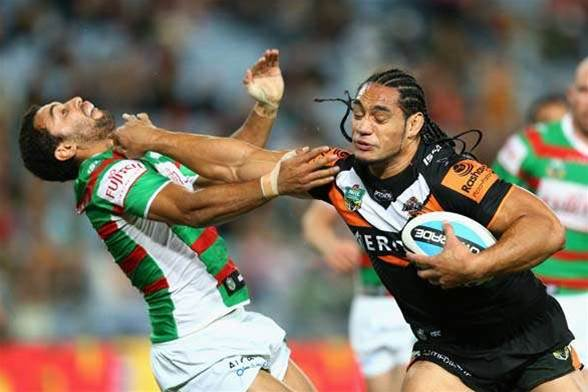 Round 14 of the National Rugby League in pictures