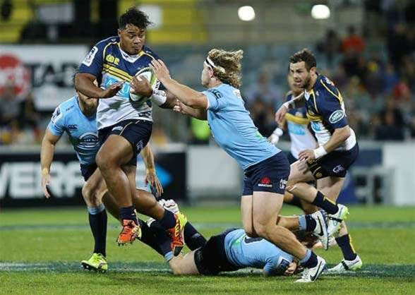 Gallery: Our Super Rugby franchises tackle Round 12