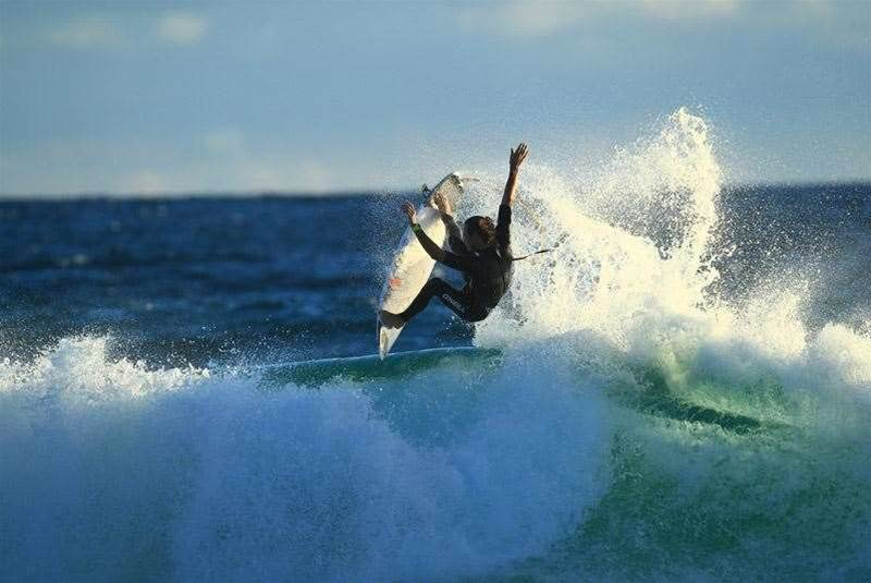 Playing Favourites With Jordy Smith