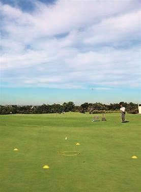 PGA Lessons: Develop a stock chip distance