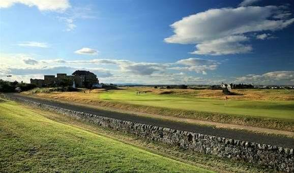 THE OPEN: 18 holes with a story to tell
