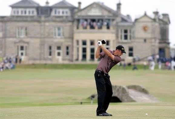 THE OPEN: Why I love St Andrews – Geoff Ogilvy