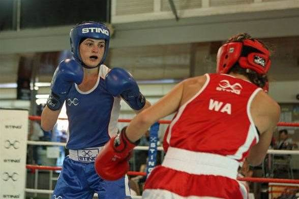 Boxing: Get fighting fit