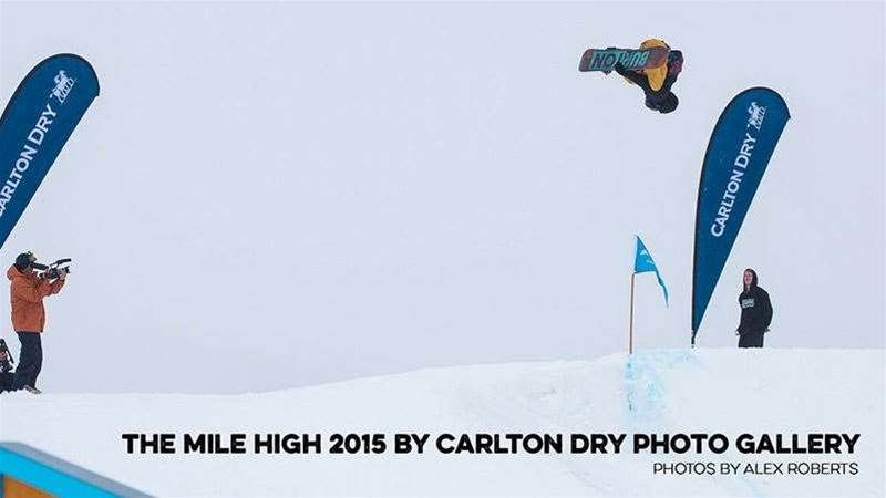 The Mile High by Carlton Dry 2015 - Photo Gallery