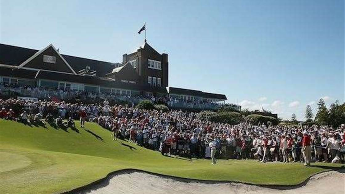 Royal Sydney gets 2016 Emirates Australian Open - Golf ...