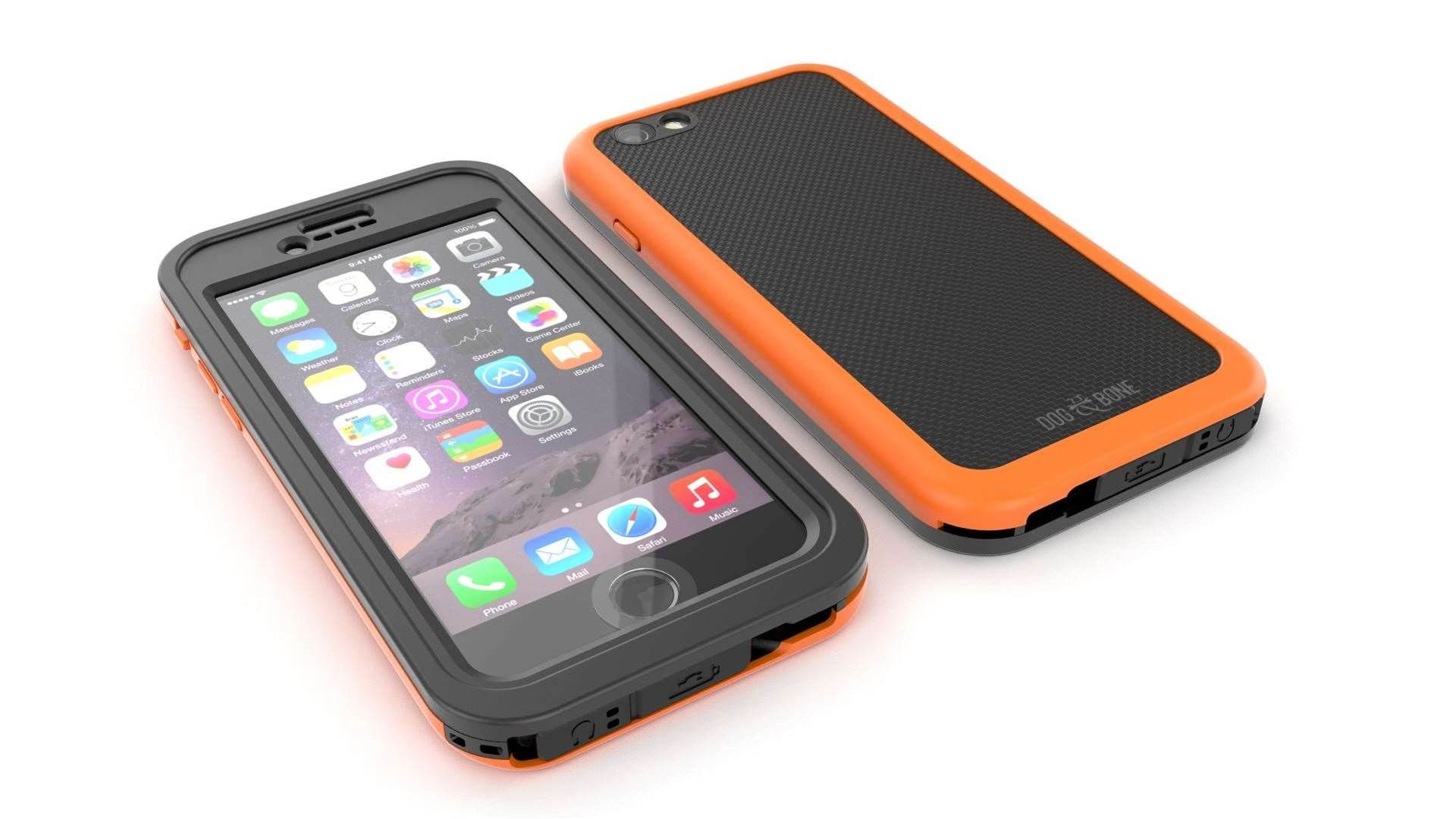 Gift Guide: The Wetsuit Impact phone case