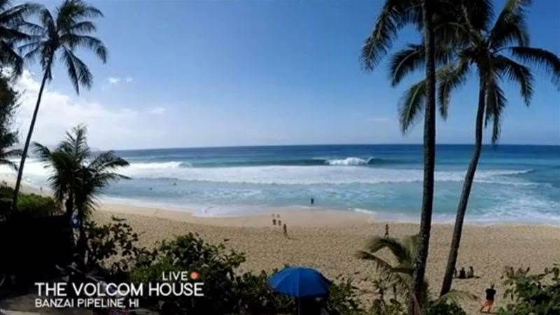 Livestream of Pipeline From The Volcom House