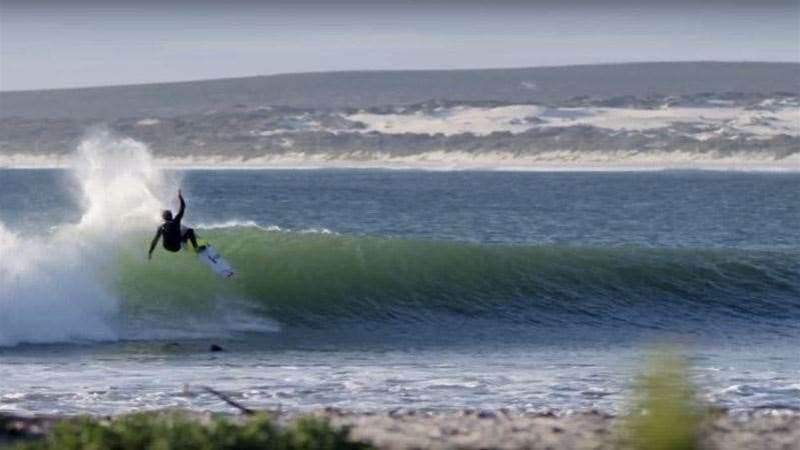 Owen Wright And Matt Wilko Explore South Africa