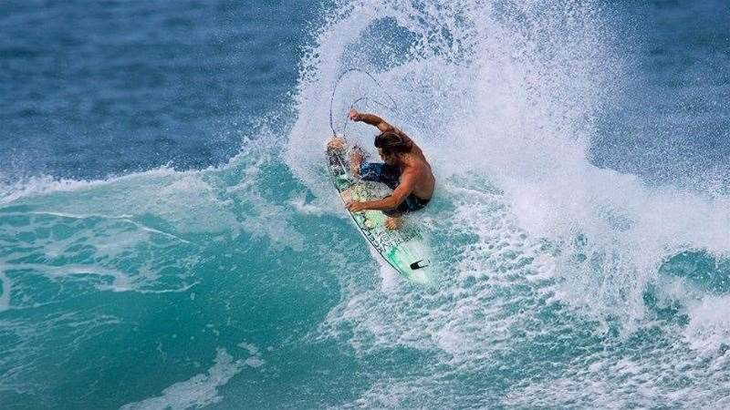 Joel Parkinson Teams Up With Indigenous Surfers Ahead Of The Quiky Pro