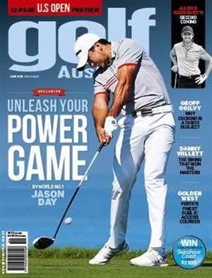 Golf Australia June 2016