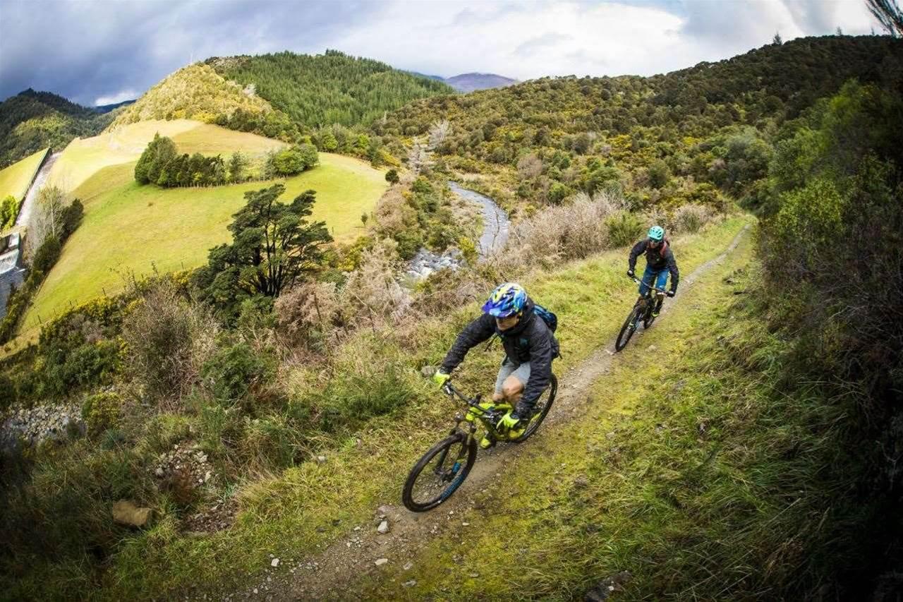 The lost art of mountain bike etiquette