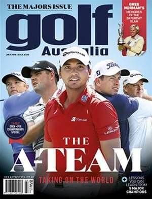 Golf Australia July issue