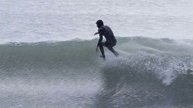 Must Watch: 'Floater' The Invisible Surfboard!