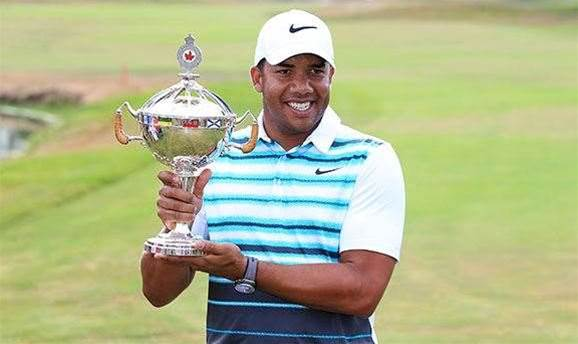 PGA TOUR: Vegas rolls dice to win Canadian title by one