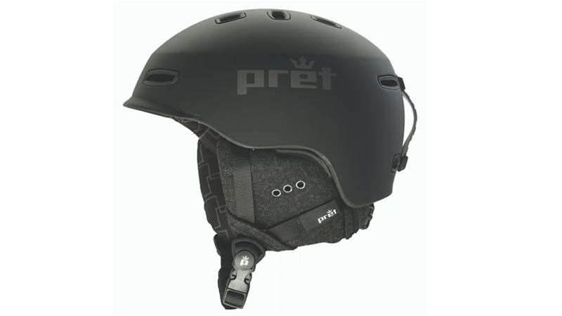 First Look: Pret Cynic Helmet