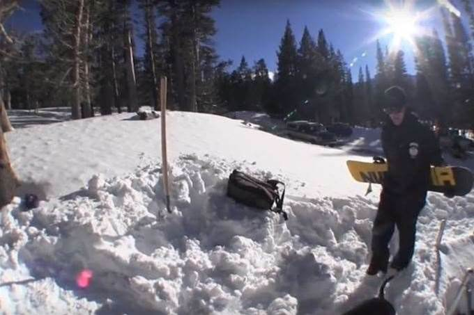 Tyler Flanagan Straight Outta Mammoth 15/16 Edit