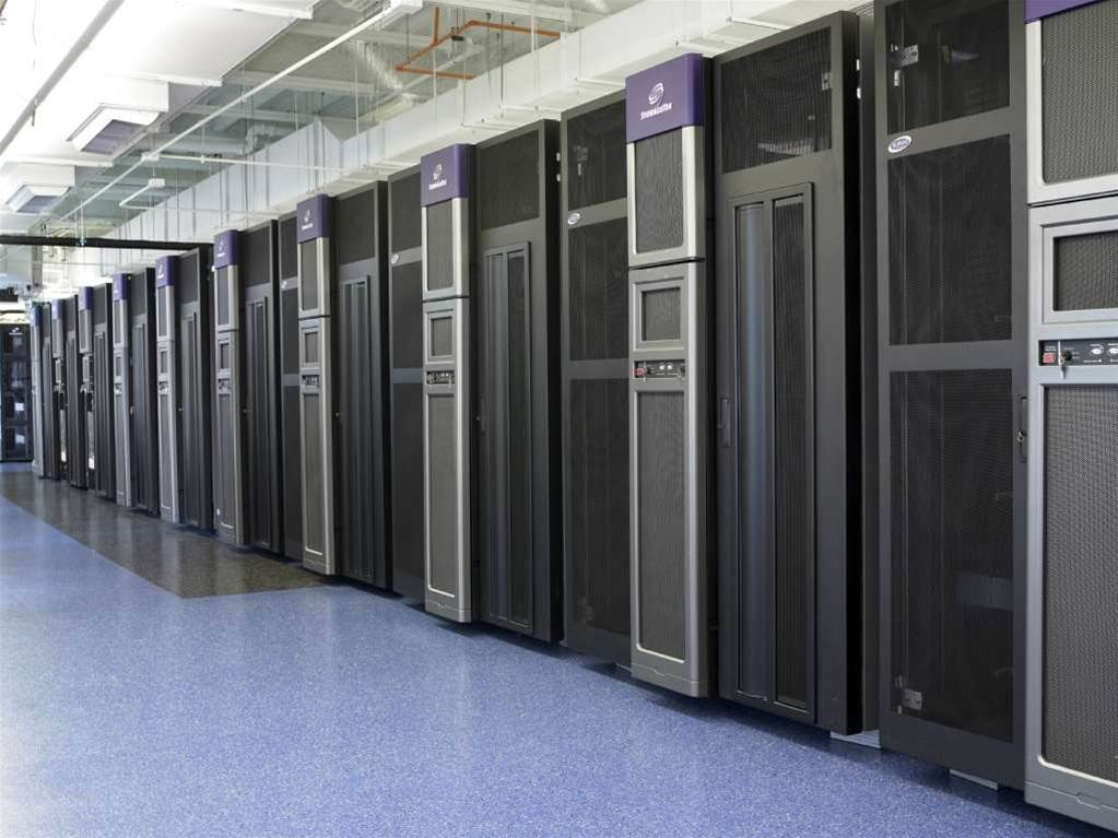 Sun finishes major data centre consolidation project